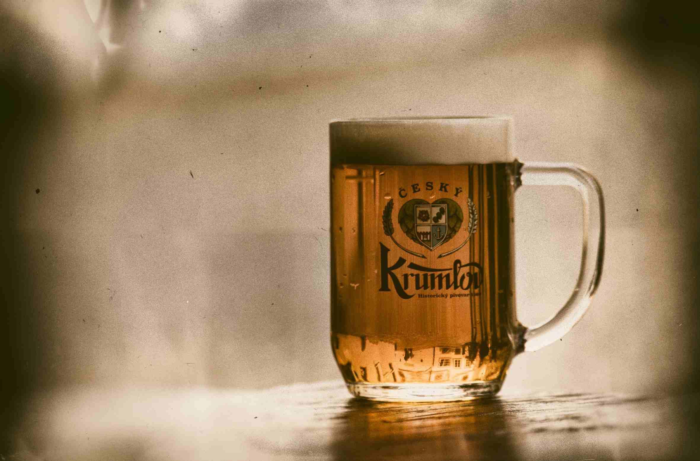 Pivo Český Krumlov